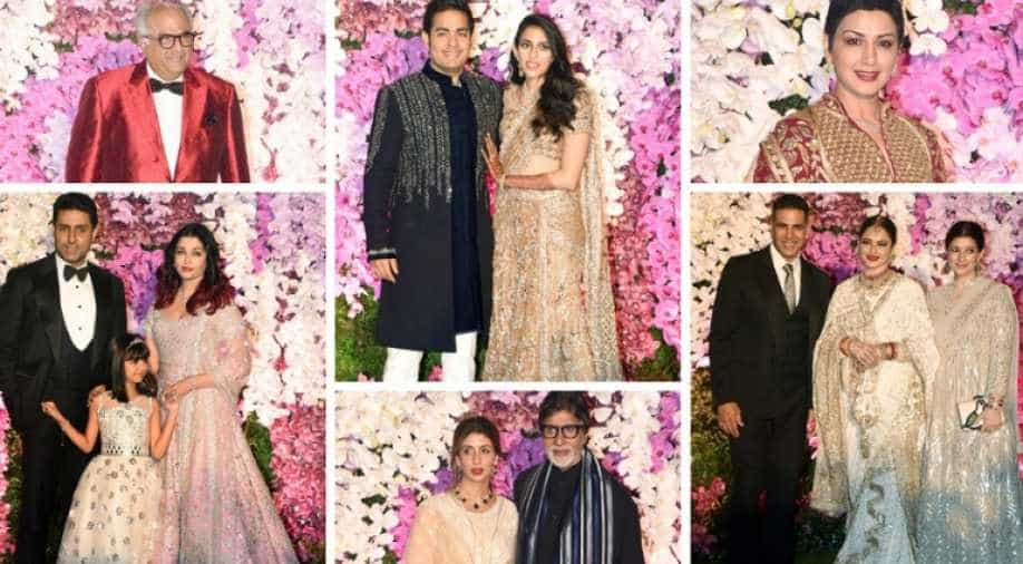 Akash Ambani and Shloka Mehta get married in a star-studded event