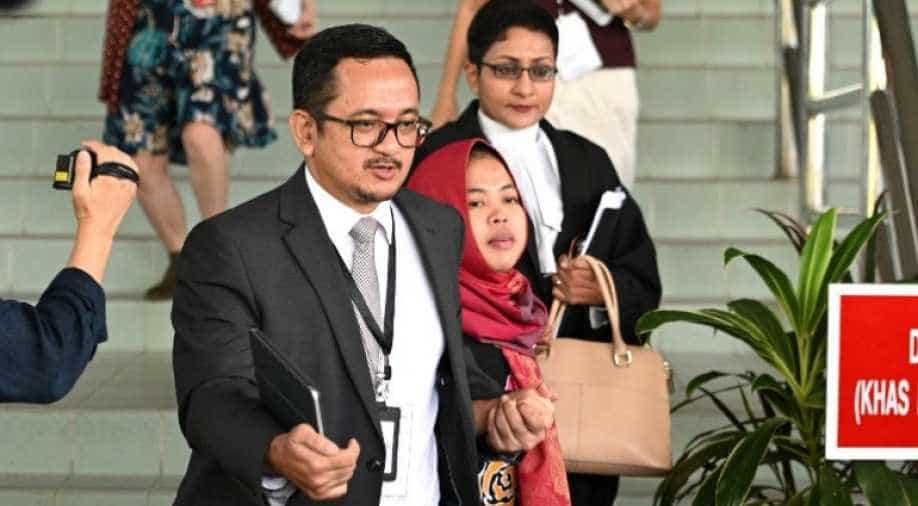 March 2019 - Vietnam urges Malaysia to release murder suspect - News - SHOWCASE - KimJongNam