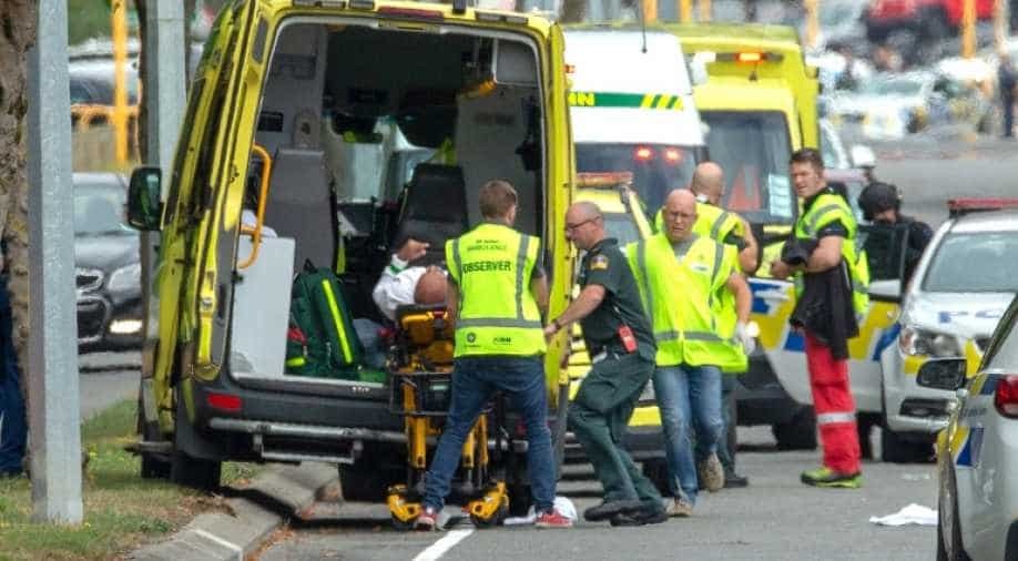 UK interior minister says social media firms must act after New Zealand shootings