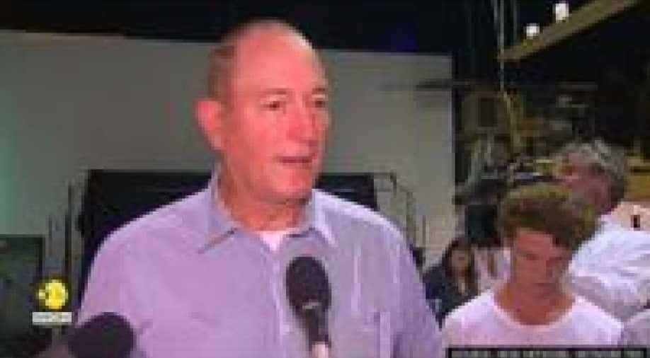 Far-Right Australian Politician Fraser Anning Egged By Teen