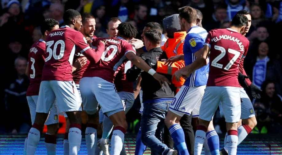 Aston Villa and Birmingham handed FA fines