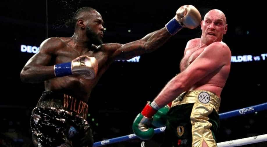 Deontay Wilder to fight Dominic Breazeale in NY on May 18