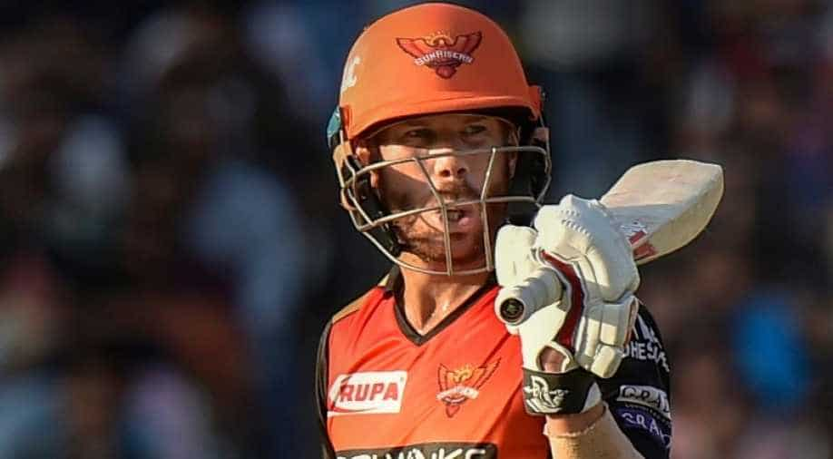 Kolkata Knight Riders defeats Sunrisers Hyderabad in match 8