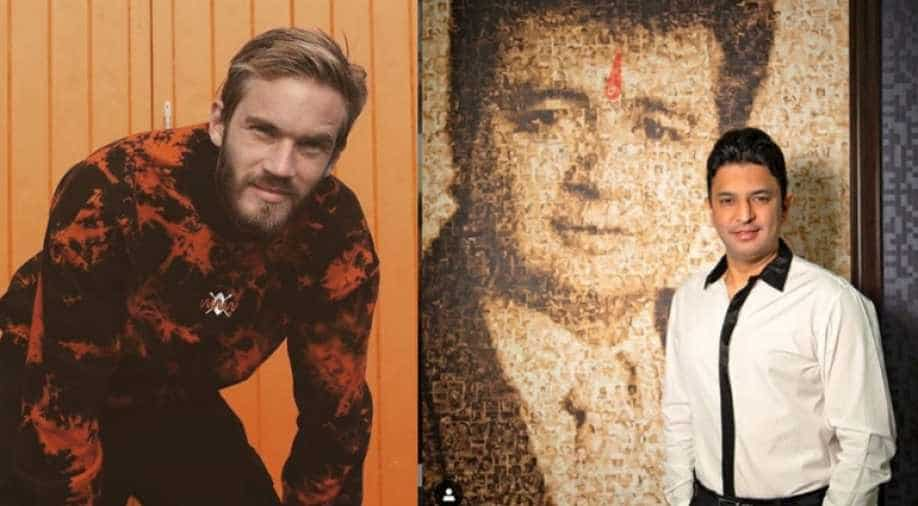 PewDiePie Is A Sore Loser After Losing YouTube Crown To T-Series