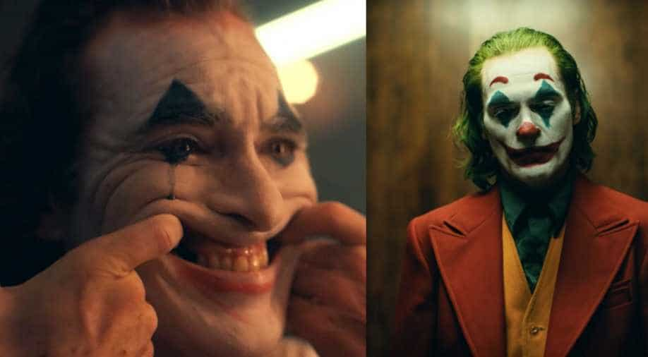 'Joker' gets an eight-minute standing ovation at the Venice Film Festival