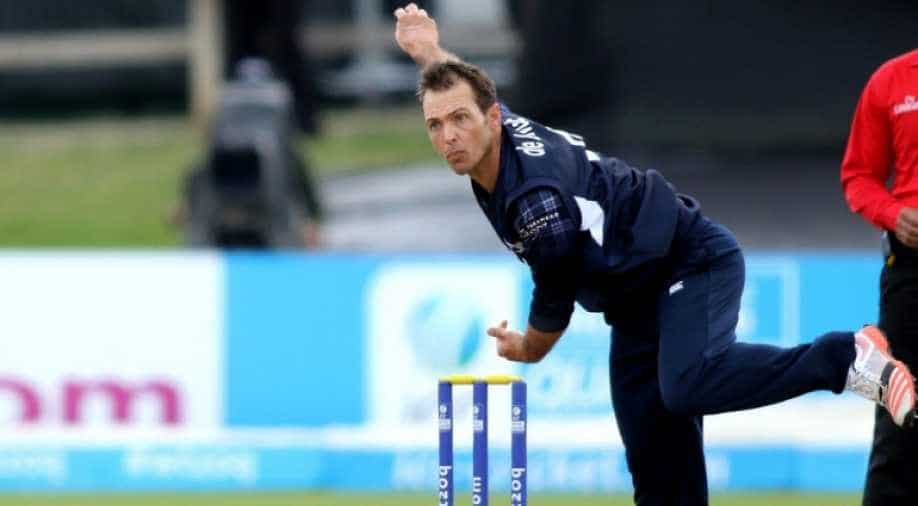 Former Scottish worldwide cricket star dies aged just 38
