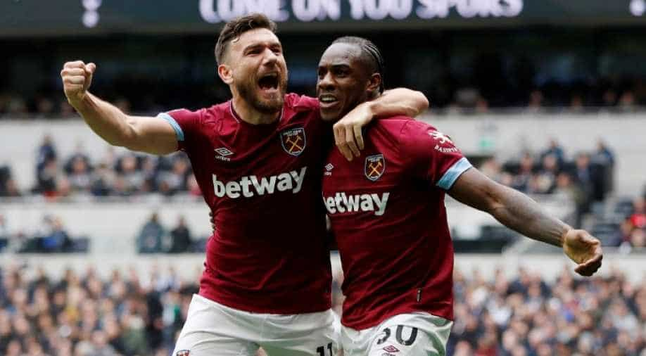 David Moyes hails West Ham after moving closer to survival