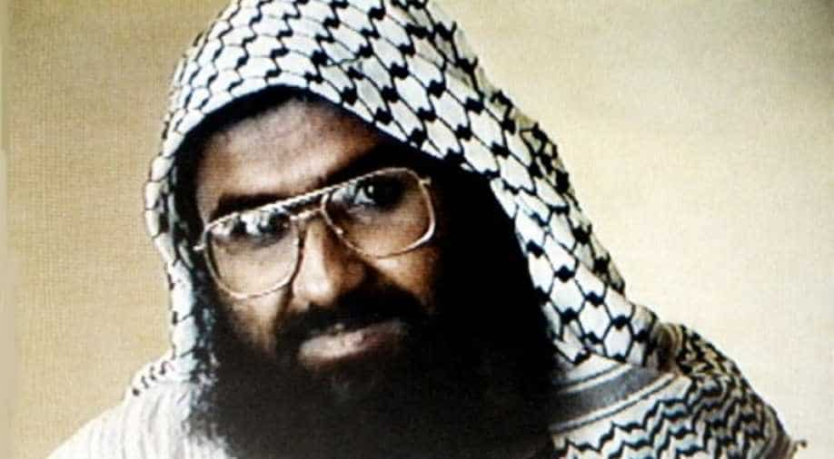United Nations  designates Jaish chief Masood Azhar as global terrorist