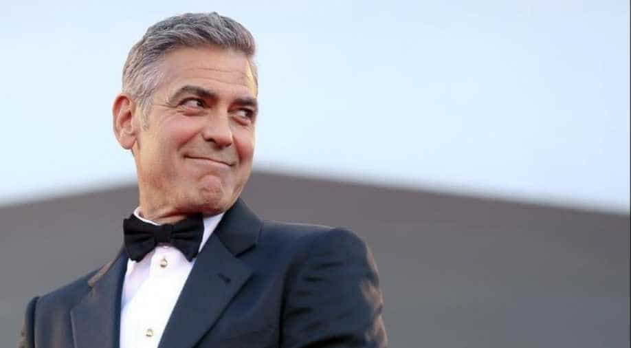 George Clooney says he nearly starred in 'The Notebook' with Paul Newman