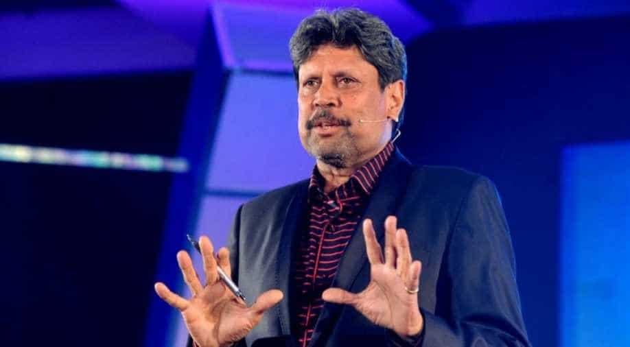 Indias World Cup winning captain Kapil Dev suffers heart attack
