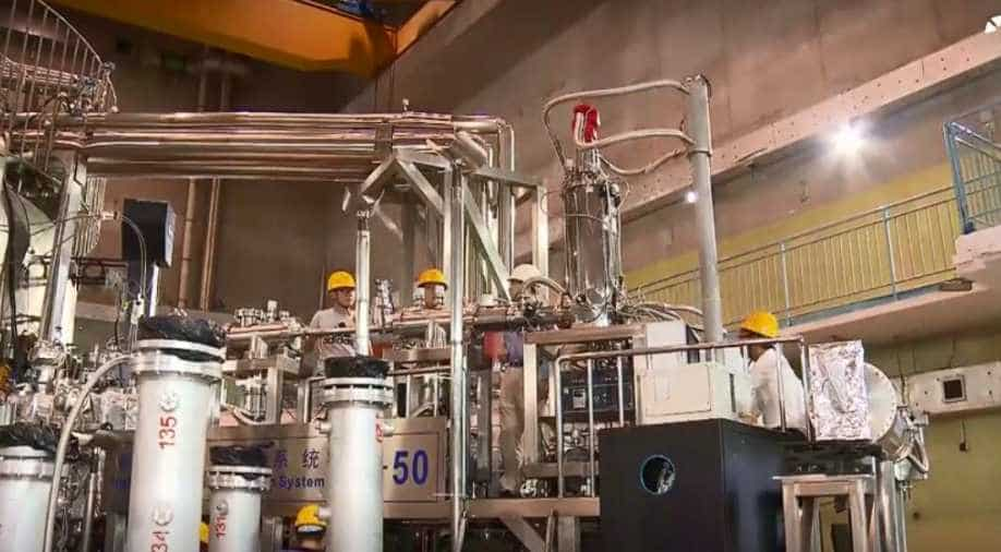 Assembling of nuclear fusion reactor begins