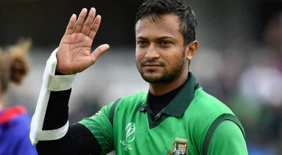 Bangladesh cricketer Shakib Al Hasan receives death threat on Facebook Live