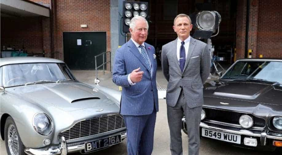 Prince Charles 'considering' cameo in new James Bond film, Bond 25