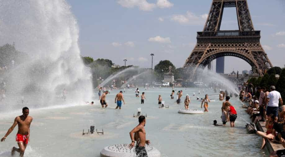 France Hits Its Highest Ever Recorded Temperature