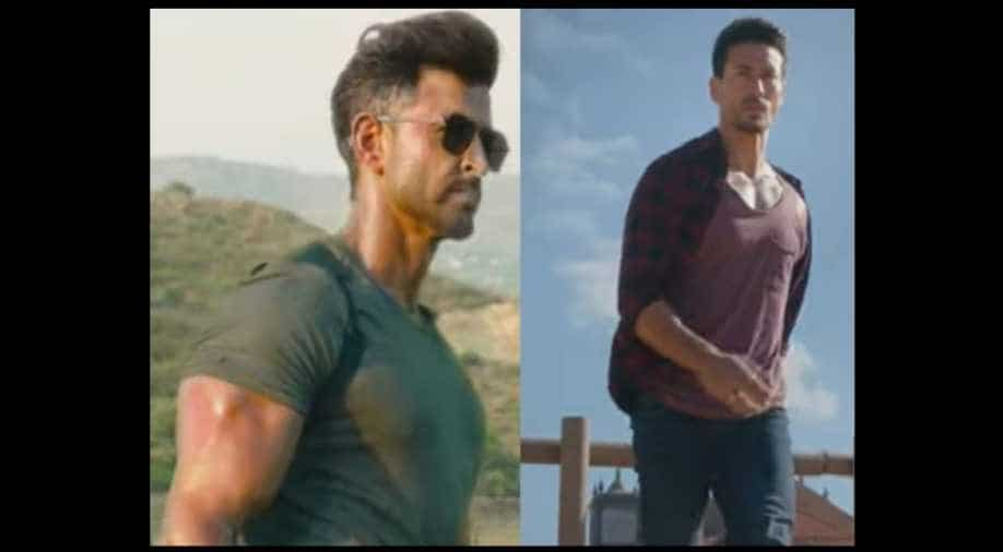 War trailer: Hrithik Roshan and Tiger Shroff face off against each other