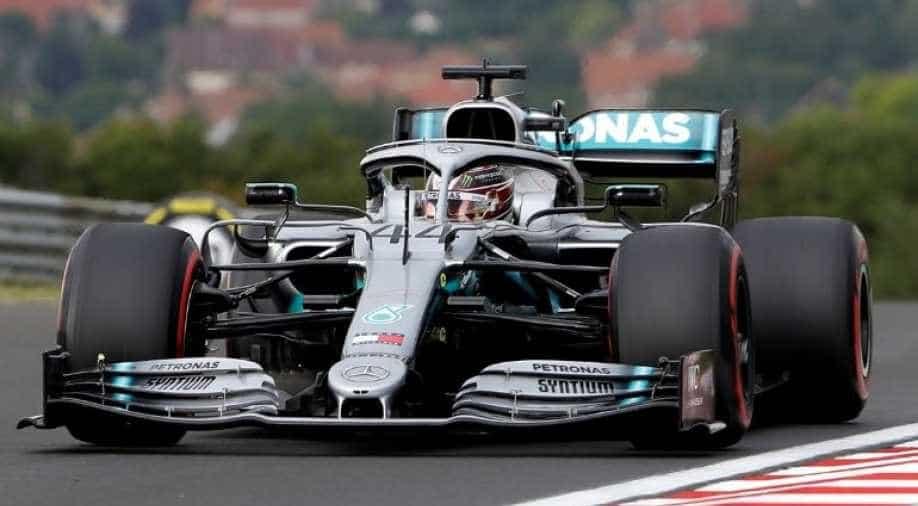 Hamilton targets Schumachers record as F1 returns with Austria GP #115578