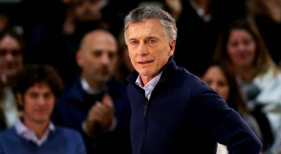 Argentines lose patience with economy and Macri