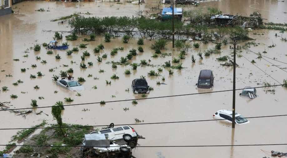 China Typhoon Toll Reaches Over 35, 20 Reported Missing
