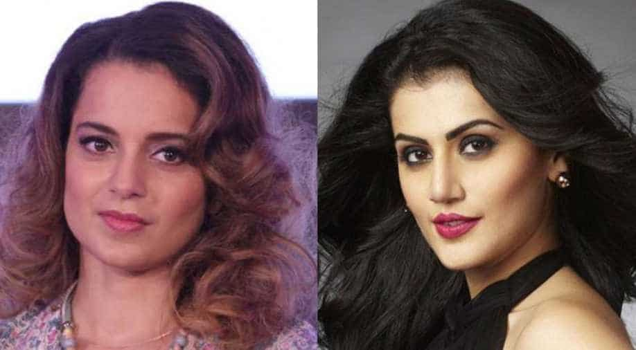 Kangana Ranaut vs Taapsee Pannu, Swara Bhasker: Twitter battle is on