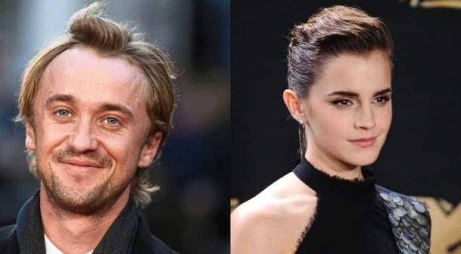 Emma Watson And Tom Felton Just Posted Cute Photos On Holiday