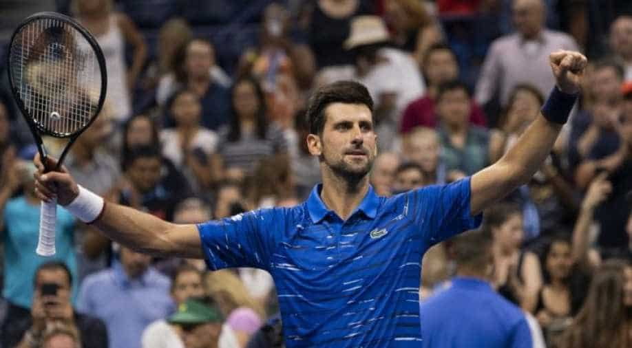 Djokovic eases past Schwartzman in opening match — ATP Finals