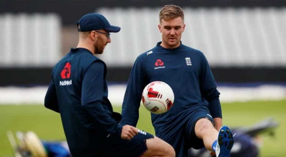 Joe Denly open to switching roles with Jason Roy
