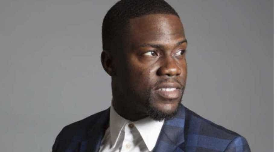Kevin Hart suffers 'major injuries' in Los Angeles crash
