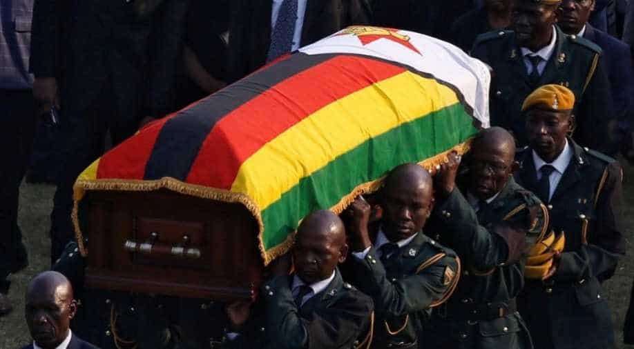 Mugabe to be buried at national shrine on Sunday, says family