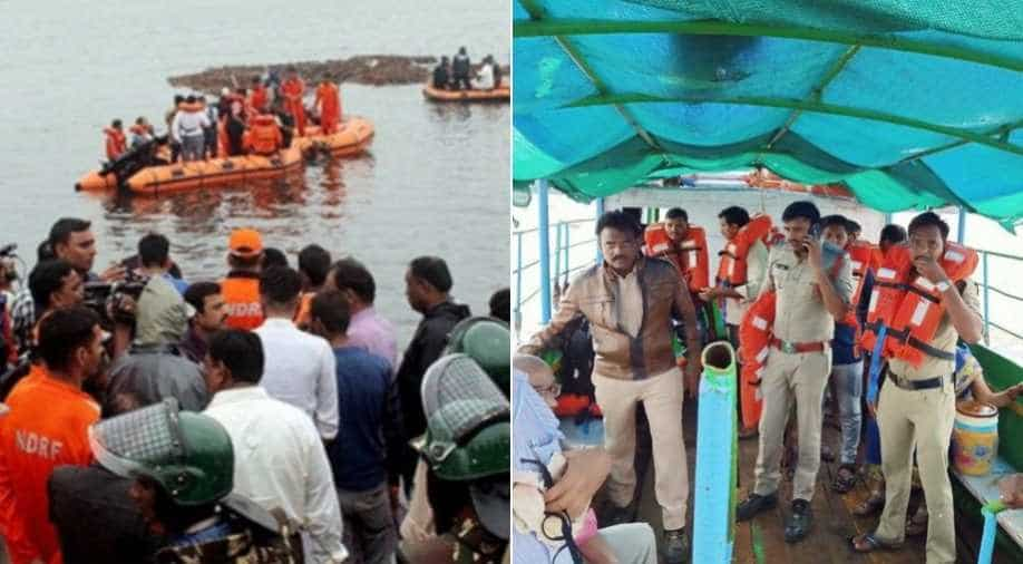 Sightseeing boat accident in India kills 12, dozens missing