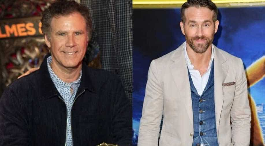 Ryan Reynolds, Will Ferrell to star in 'A Christmas Carol' remake