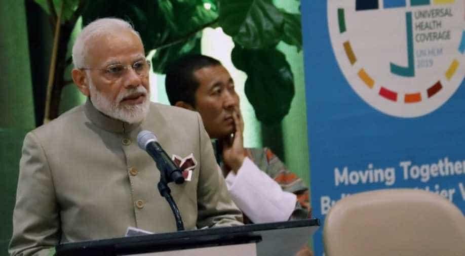 PM Modi apologises to U.S. Senator John Cornyn's wife