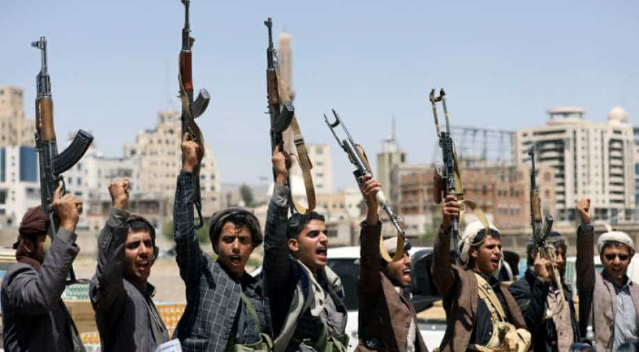 Yemen's Houthis to release 350 prisoners, including three Saudis