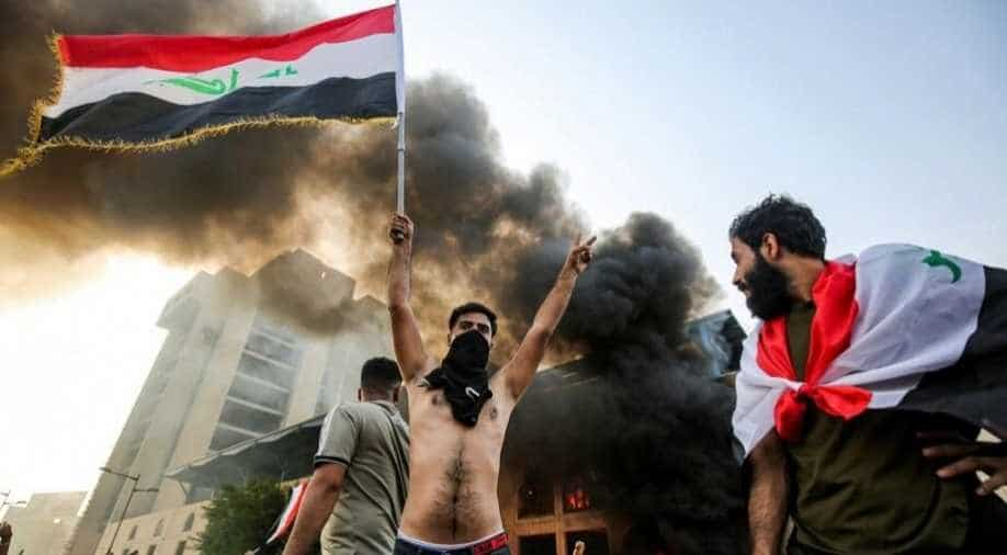 Egypt lowers fuel prices after protests