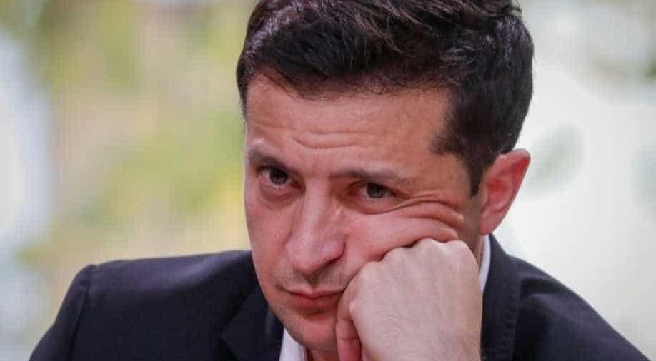 Ukraine's Zelenskiy wants 'legitimate' local elections in Donetsk, Luhansk