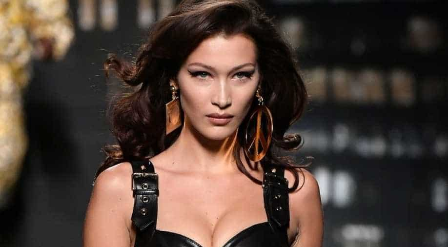 Bella Hadid declared world's most attractive woman based on science
