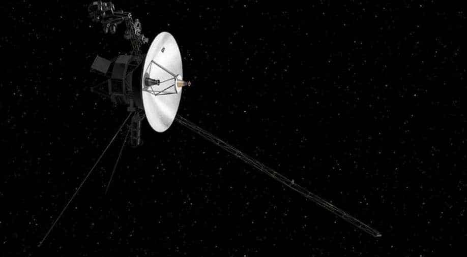 42 years on, Voyager 2 charts interstellar space