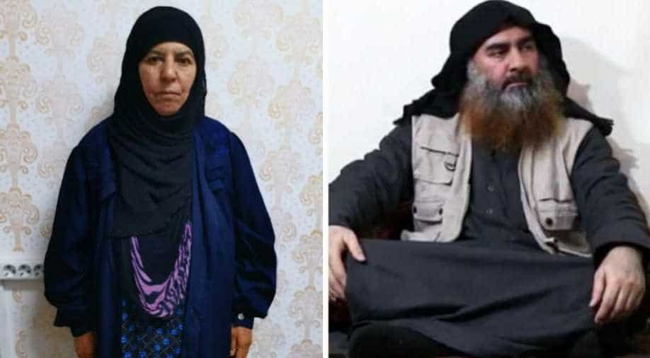 Abu Bakr Al-Baghdadi's sister Rasmiya Awad arrested
