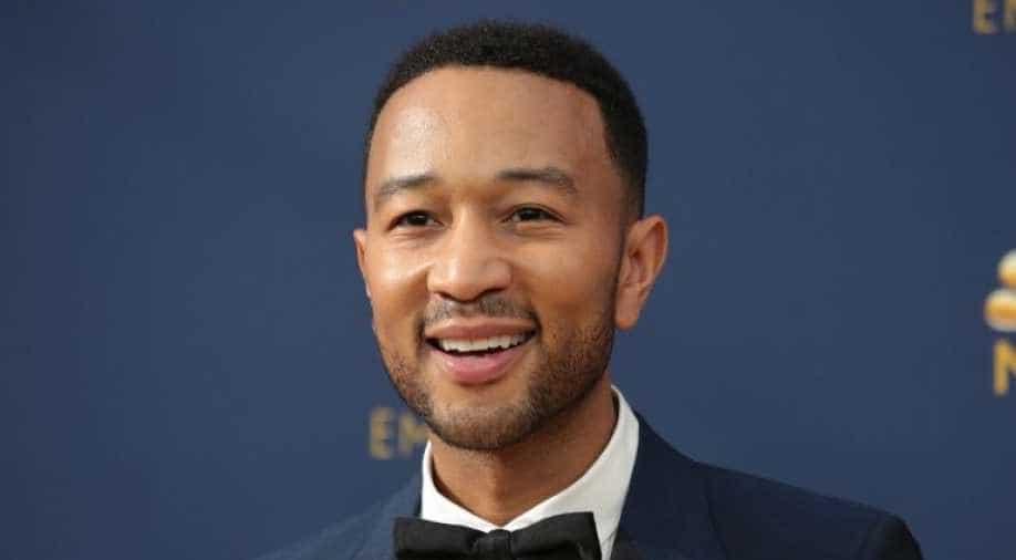 John Legend mocks pro-Trump rappers: 'Twisted masculinity'