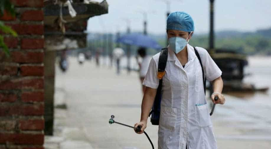 2 in China diagnosed with pneumonic plague