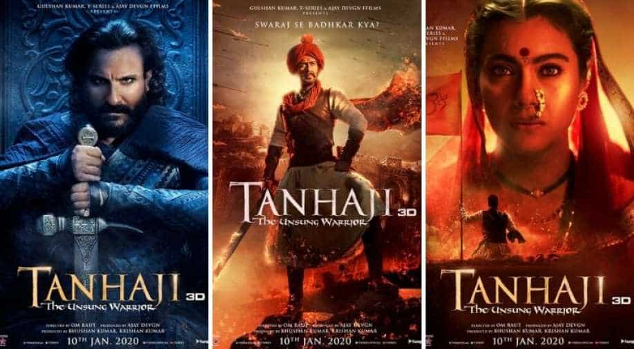 'Tanhaji: The Unsung Warrior' trailer is powerful and promising