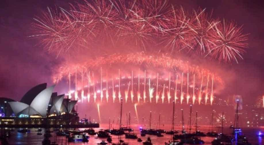 No watching NYE fireworks from Sydney harbourside