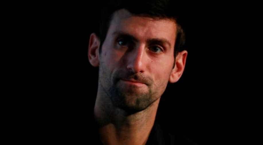 Tennis champ Novak Djokovic tests positive for COVID-19