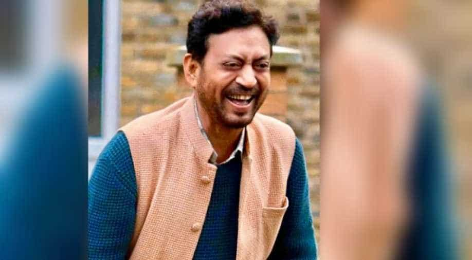 Irrfan Khan`s health deteriorates, admitted in a hospital in Mumbai