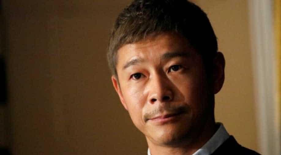 Yusaku Maezawa: Japanese billionaire cancels search for moon trip 'life partner'