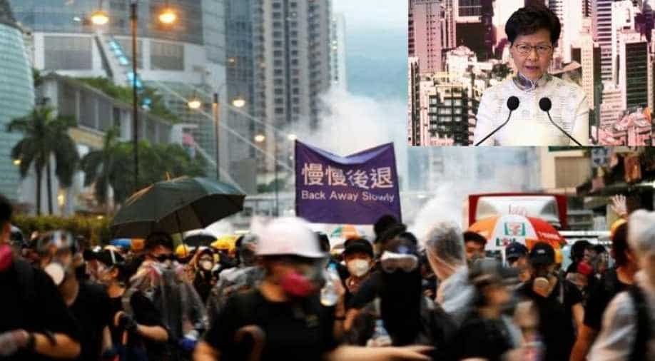 Rally in Hong Kong demands voting rights, worldwide support - Surrey Now-Leader