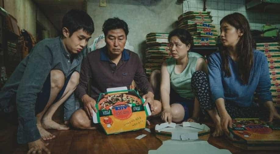 International Feature Film - Parasite, South Korea