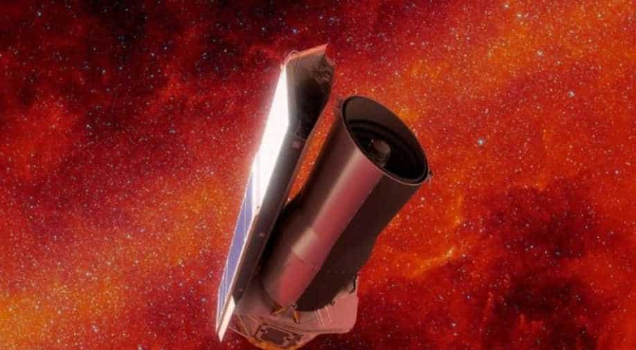 What is Spitzer Space Telescope
