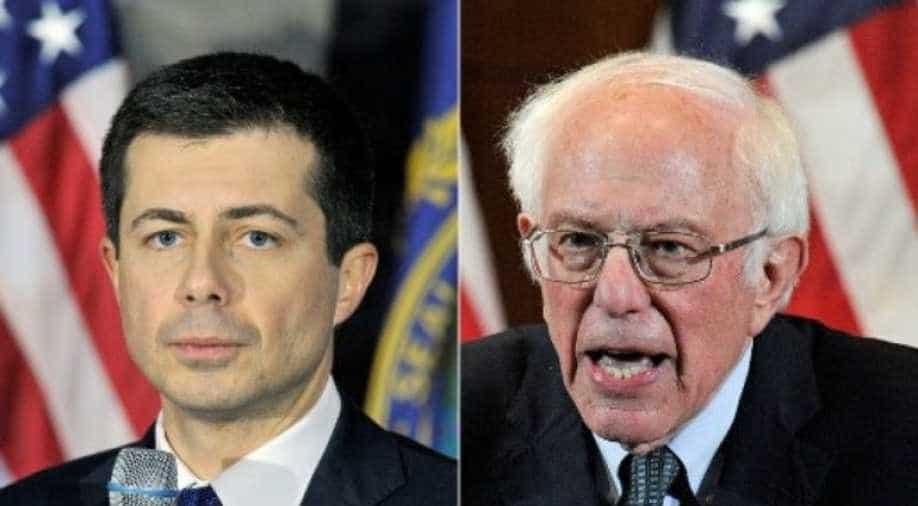 New Hampshire poll shows Bernie Sanders surging, Joe Biden faltering