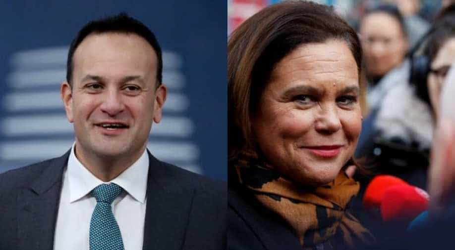Voting in Irelands general election begins; PM Varadkar aims for new term