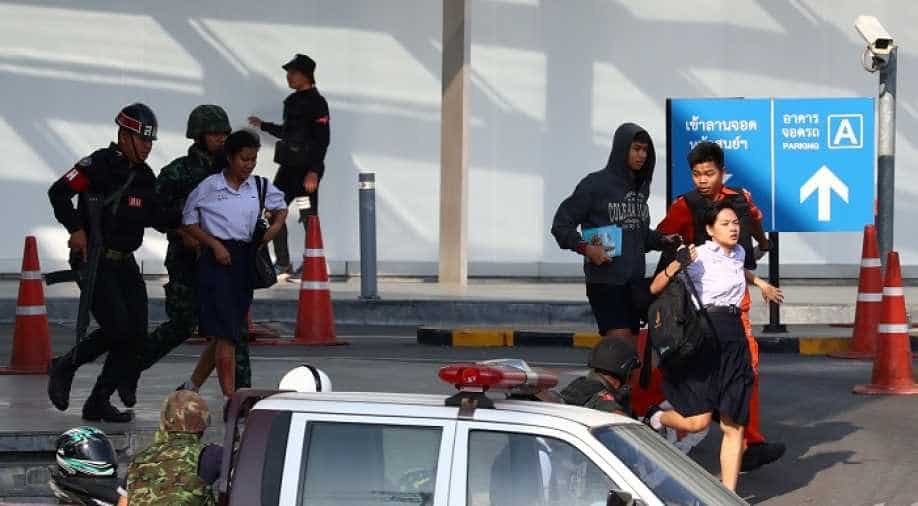 Thailand mourns victims of mass shooting at mall